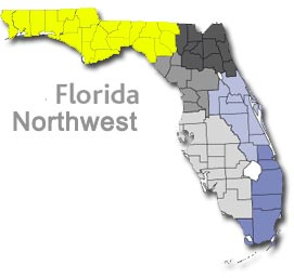Florida Northwest Representatives
