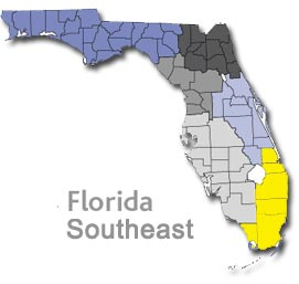 Florida - Southeast Representatives